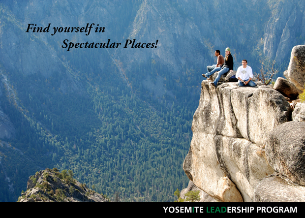 Find yourself in Spectacular Places!