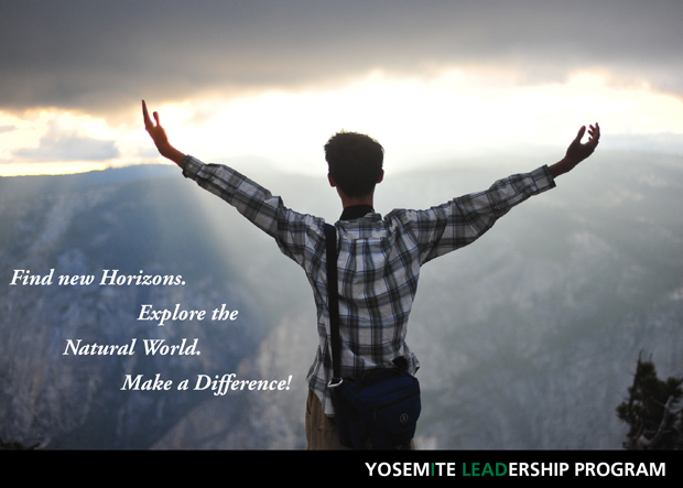 Find New Horizons. Explore the Natural World. Make a Difference!